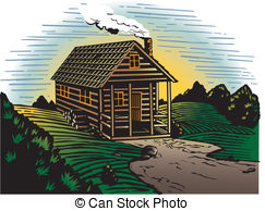 Cabin Clipart and Stock Illustrations. 8,021 Cabin vector EPS.