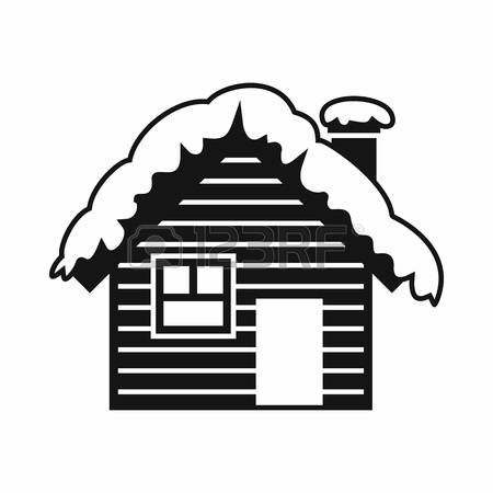 1,053 Mountain Hut Stock Vector Illustration And Royalty Free.
