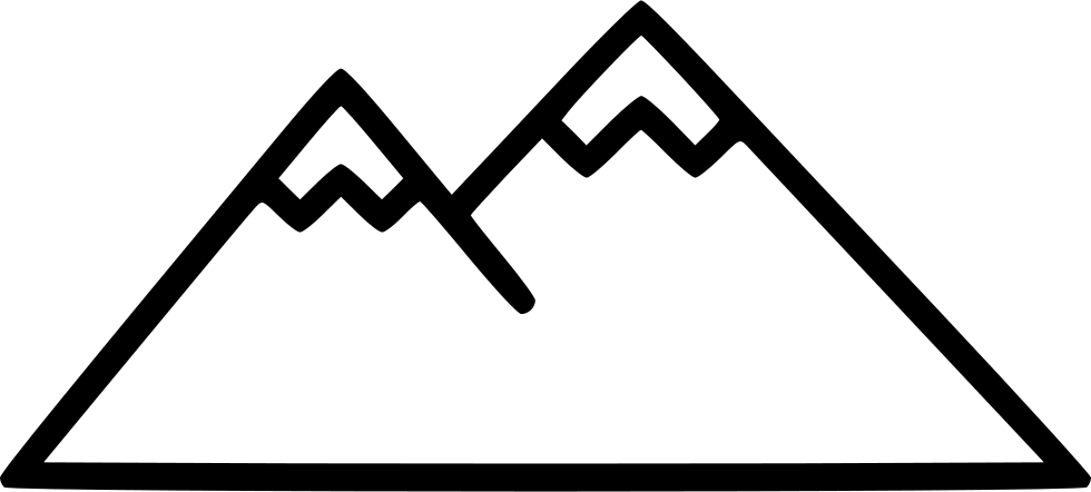 Mountain Svg Png Icon Free Download (#499108.