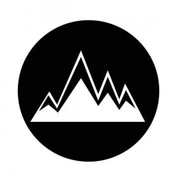 Mountain Icon Png, Vector, PSD, and Clipart With Transparent.