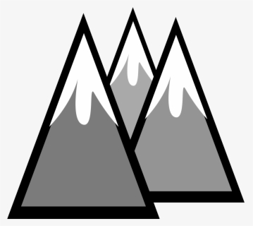 Free Mountain Free Clip Art with No Background.
