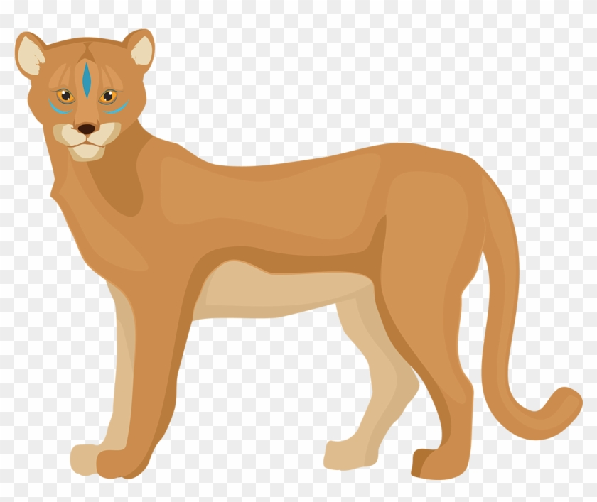 Mountain Lion Png, Transparent Png (#596425), Free Download.