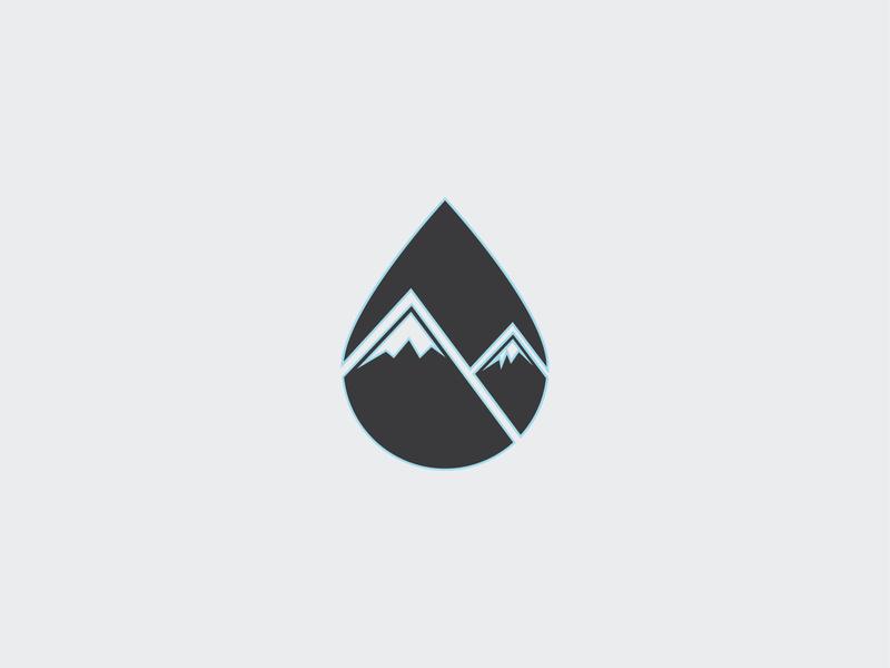 Ski Mountain Logo Design by merix yudantia on Dribbble.