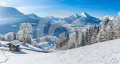 Decorated Windows. Berchtesgaden.Germany Stock Photo.