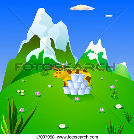 Mountain meadow Clipart Royalty Free. 2,126 mountain meadow clip.