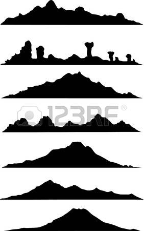 8,582 Mountain Panorama Cliparts, Stock Vector And Royalty Free.