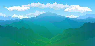 Panorama Clip Art.