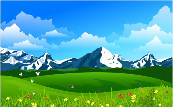 Mountain free vector download (397 Free vector) for commercial use.