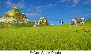 Mountain pasture Illustrations and Clip Art. 517 Mountain pasture.