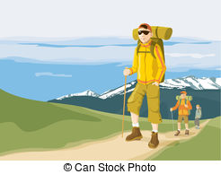 Mountain path Illustrations and Clip Art. 1,841 Mountain path.