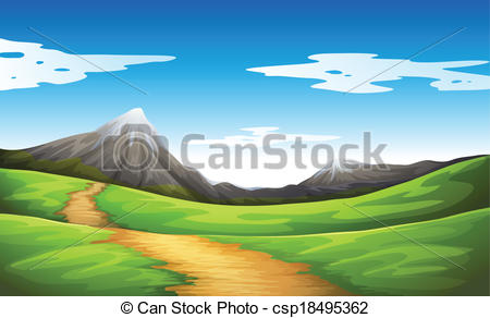 Mountain path Illustrations and Clip Art. 1,942 Mountain path.