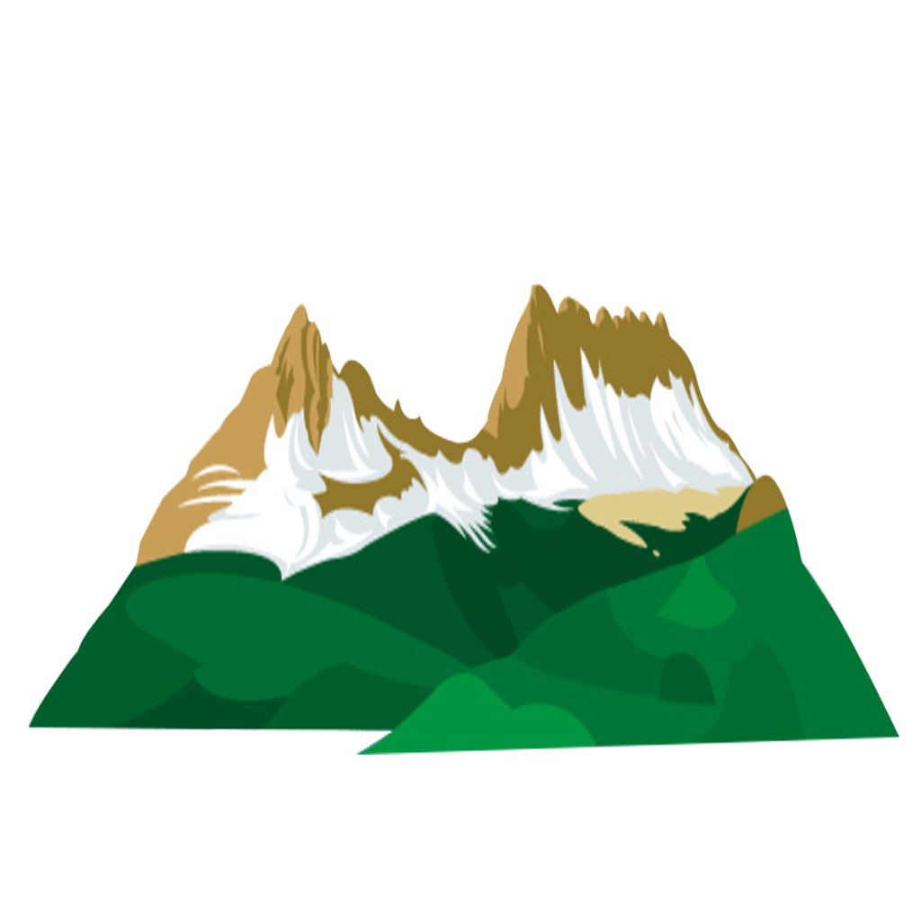 Green Mountains Clip art.