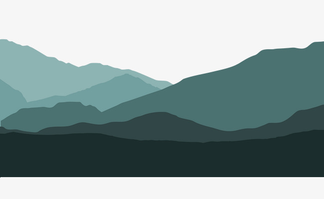 Rolling Hills, Mountain Range, Peak, Vec #217895.