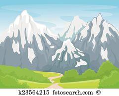 Mountain scene Clipart Royalty Free. 5,977 mountain scene clip art.