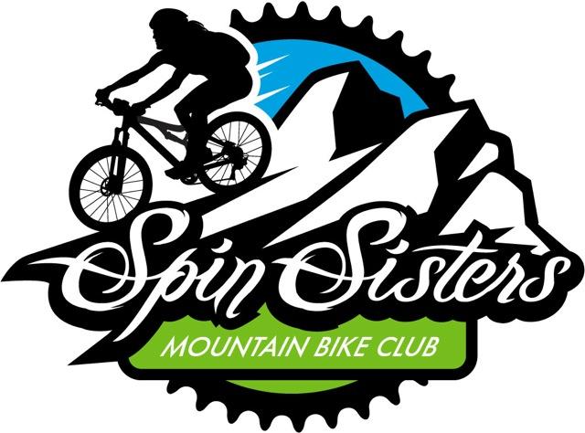 Spin Sisters Mountain Bike Club.