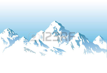 24,138 Snow Mountains Stock Vector Illustration And Royalty Free.