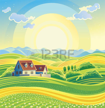 4,410 Mountain Village Stock Vector Illustration And Royalty Free.