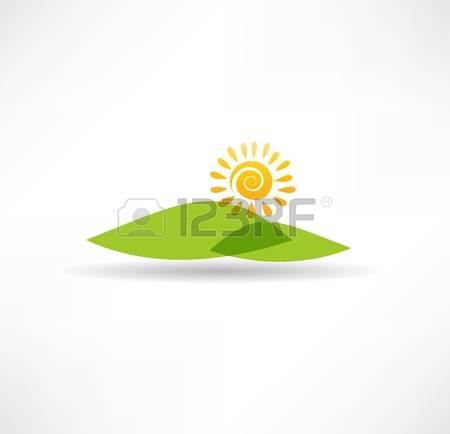 2,351 Mountain Summit Sunrise Stock Vector Illustration And.