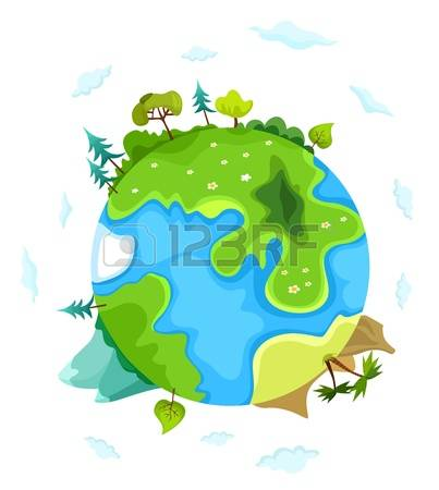 7,477 Mountain World Stock Vector Illustration And Royalty Free.