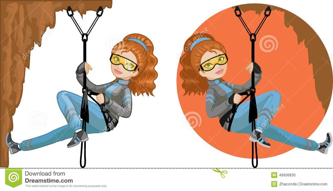 Mountaineer Stock Illustrations.