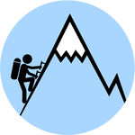 Mountaineer Clipart.
