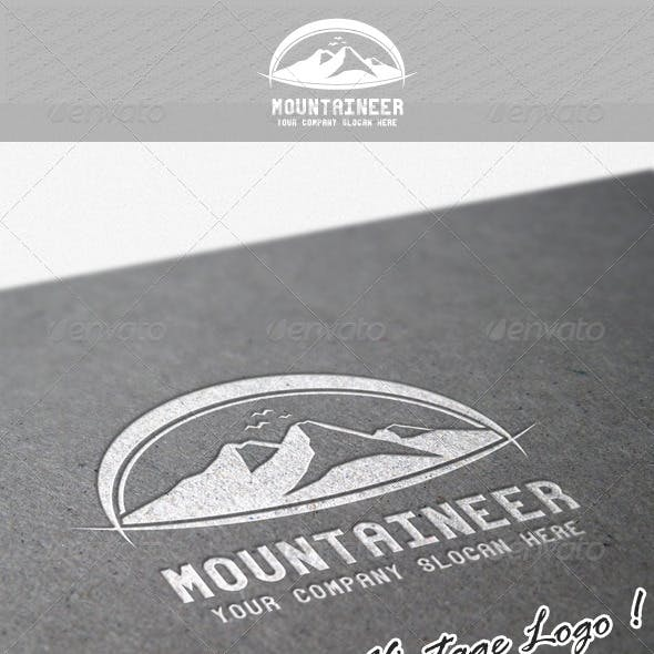 Mountaineer Logo Templates from GraphicRiver.