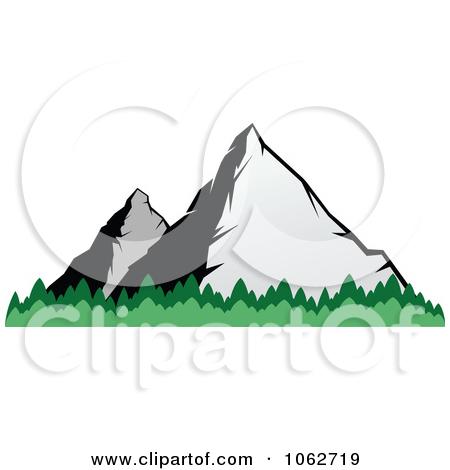 Clipart Mountain Logo 8.