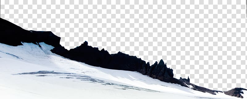 Snow Mountain Computer file, Snow Mountain transparent.