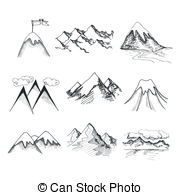 Mountain top Illustrations and Clip Art. 5,949 Mountain top.