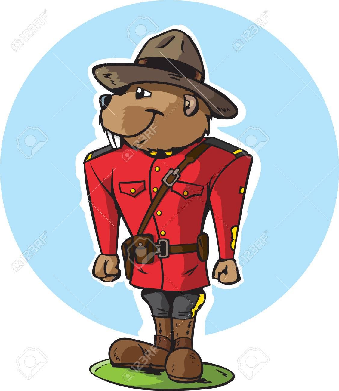 Beaver Mountie.