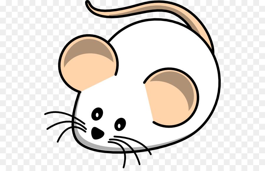 Cartoon Mouse.