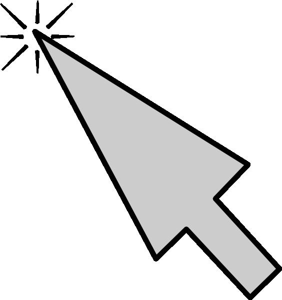 Pointer Click Clip Art at Clker.com.