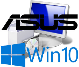 ASUS Smart Gesture and Windows 10 (touchpad solution).