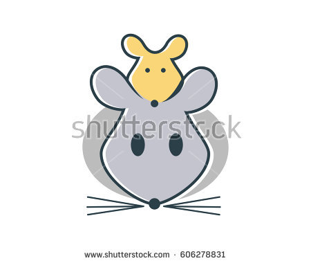 Mother Mouse Stock Images, Royalty.