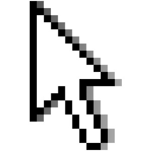 Arrow Mouse Pointer.