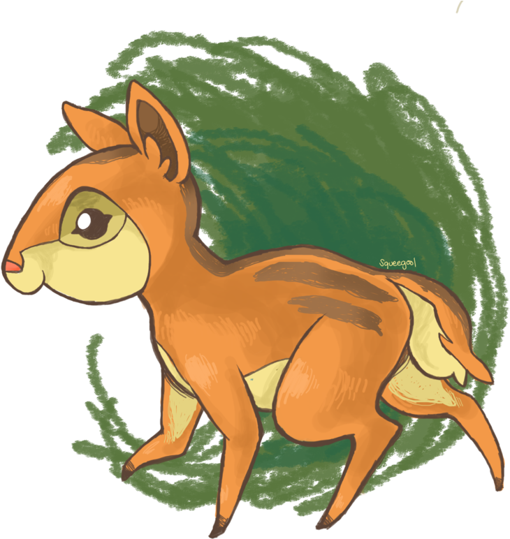 Mouse Deer Clipart Png.
