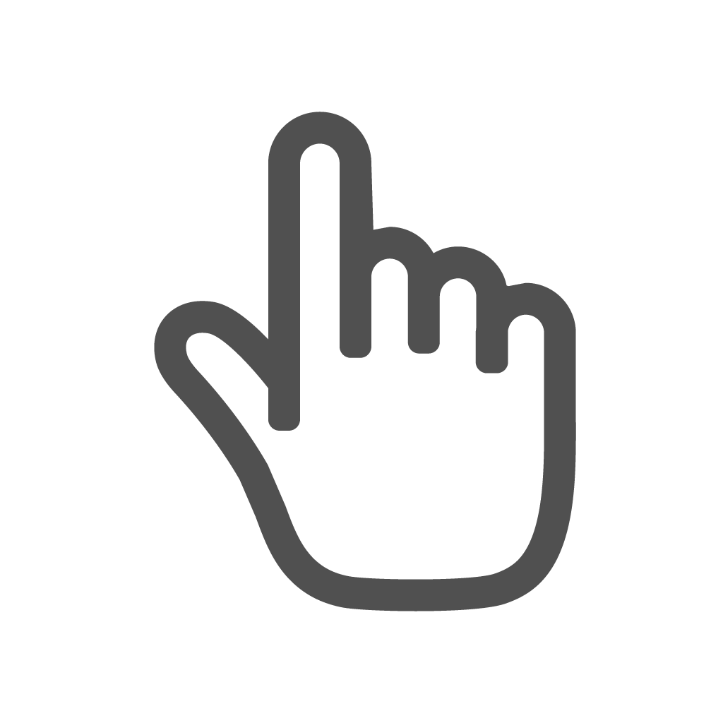 Pointing clipart hand cursor, Pointing hand cursor.