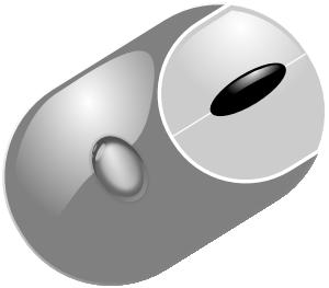 Computer Mouse Clip Art at Clker.com.