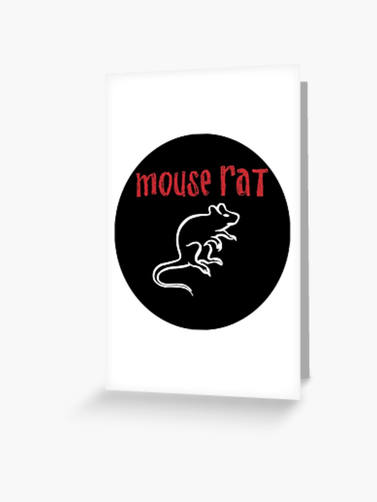 Mouse Rat Logo.