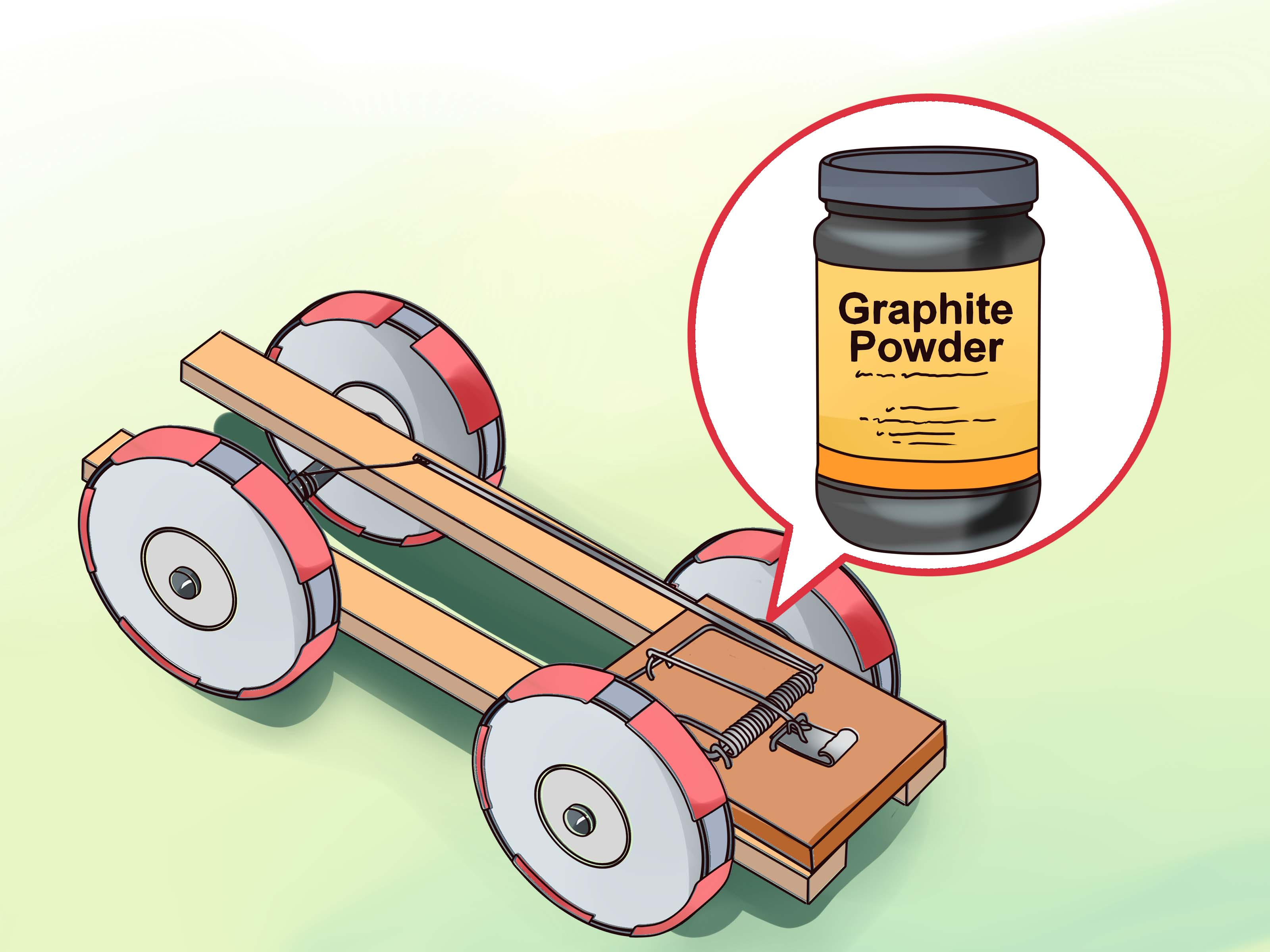 How to Adapt a Mousetrap Car for Speed: 9 Steps (with Pictures).