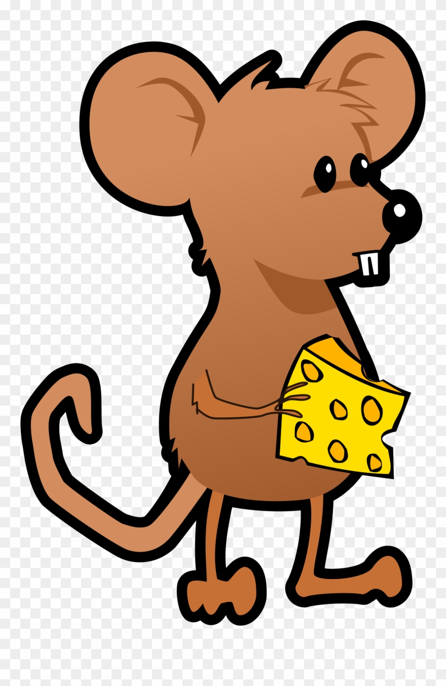 Mouse Cheese Sandwich Rat Rodent.