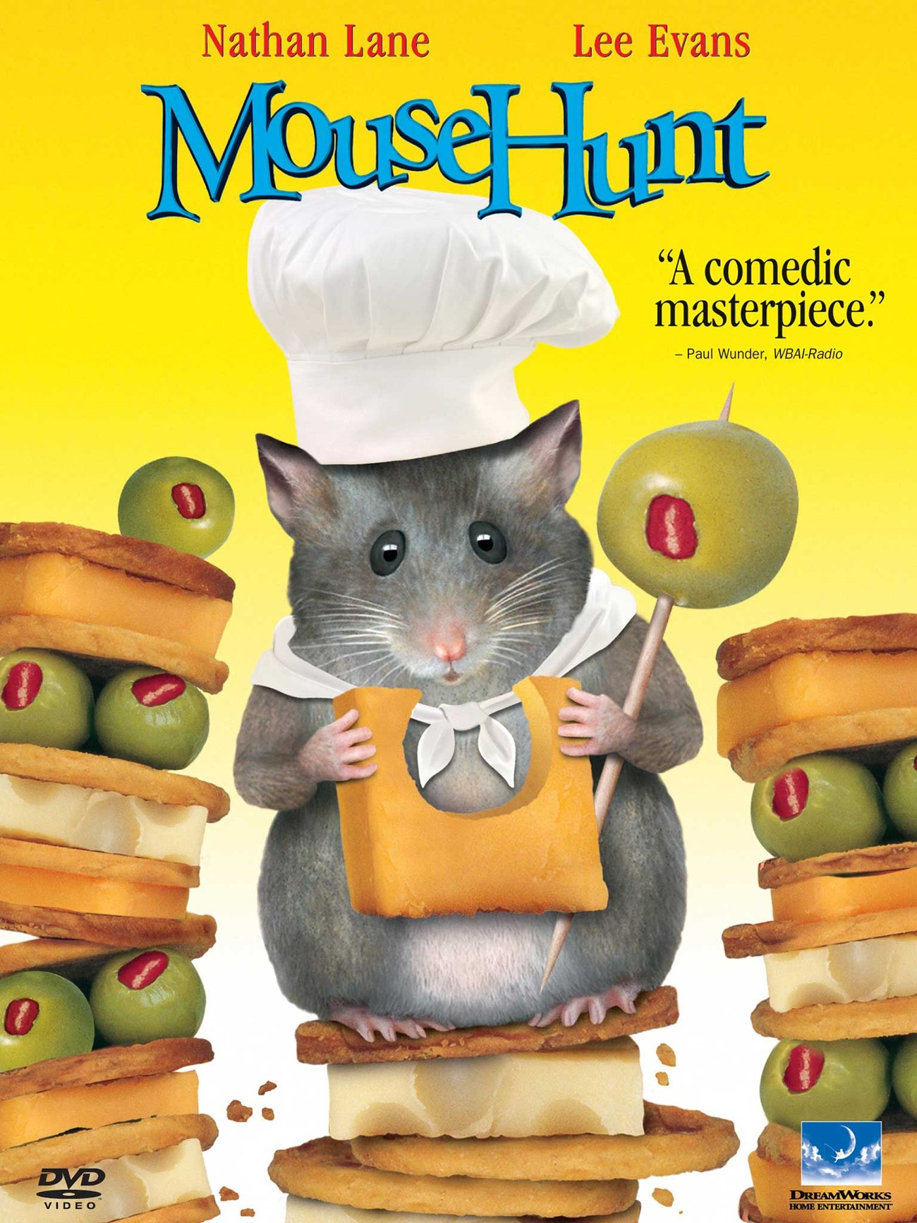 Mouse Hunt Movie Trailer and Videos.