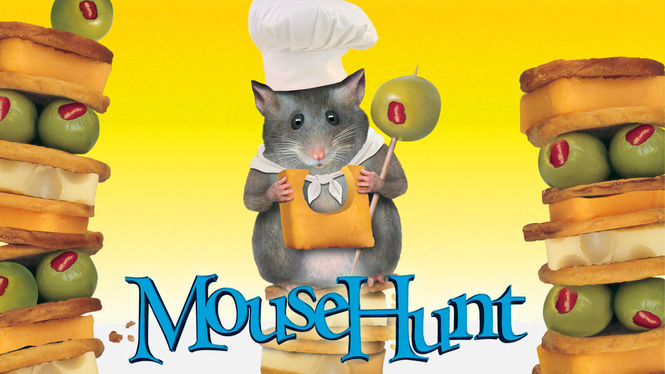 Kids Review: Mouse Hunt.