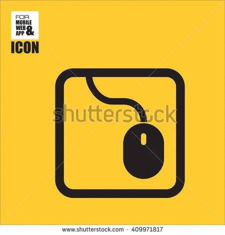 Mousepad Stock Vectors & Vector Clip Art.