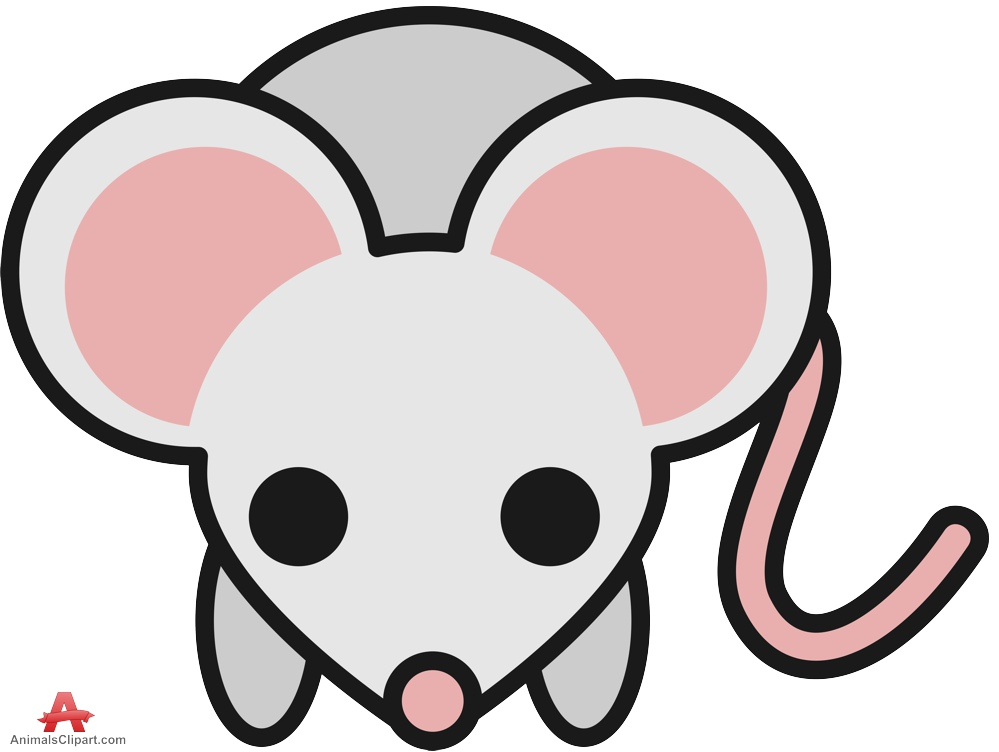 Mouses Animals Clipart Gallery.