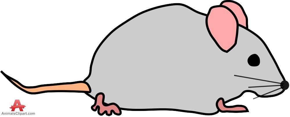 Mouse clip art 4.