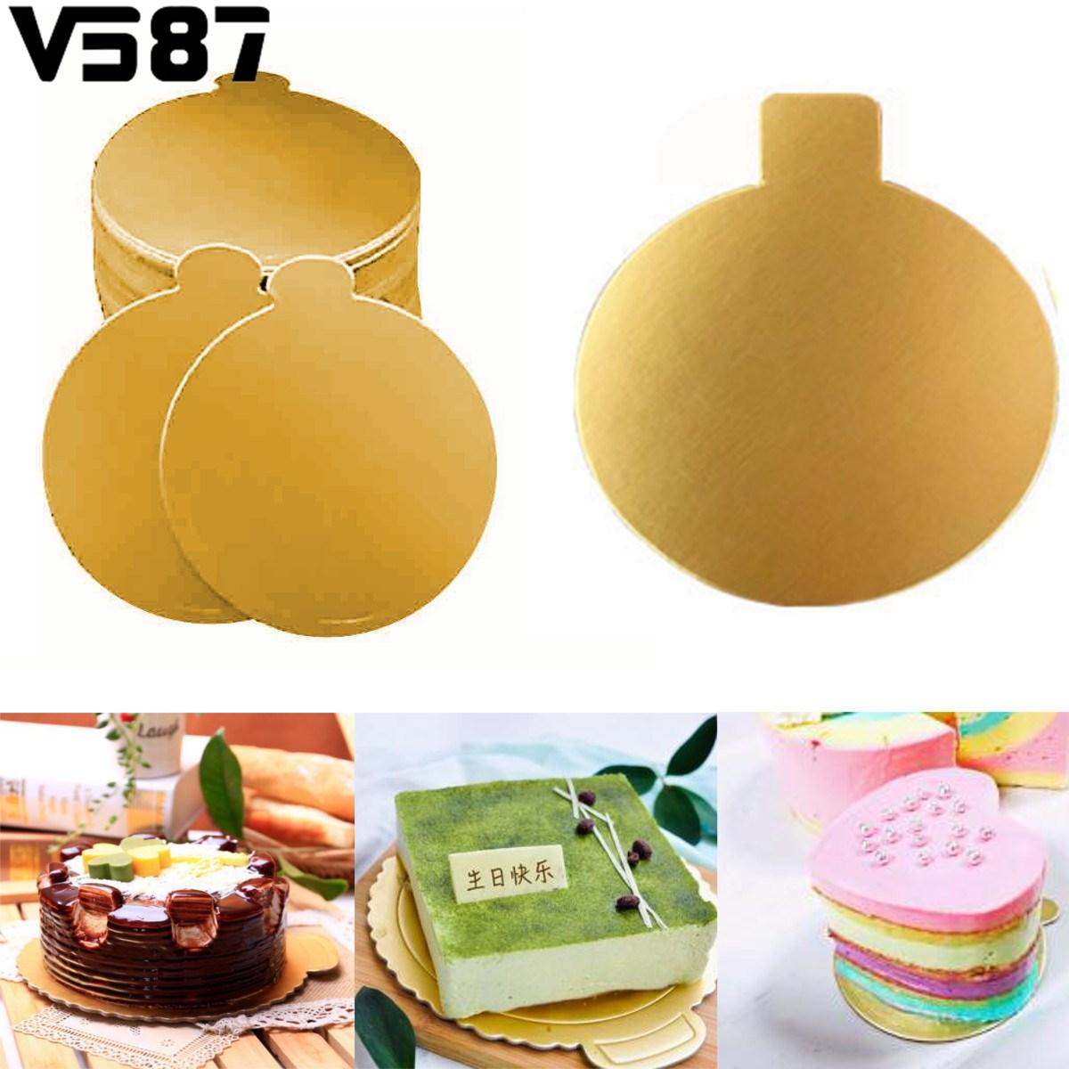 Popular Gold Dessert.