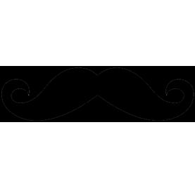 Moustache PNG File.
