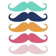 Art, Moustache and November wedding on Pinterest.