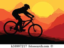 Mountain bike Clipart Illustrations. 4,940 mountain bike clip art.
